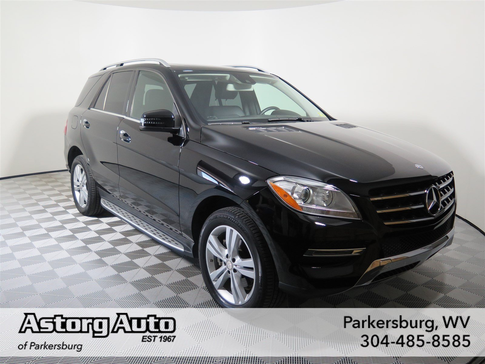 certified pre owned 2014 mercedes benz m class ml 350 suv in parkersburg m5194b astorg motor. Black Bedroom Furniture Sets. Home Design Ideas