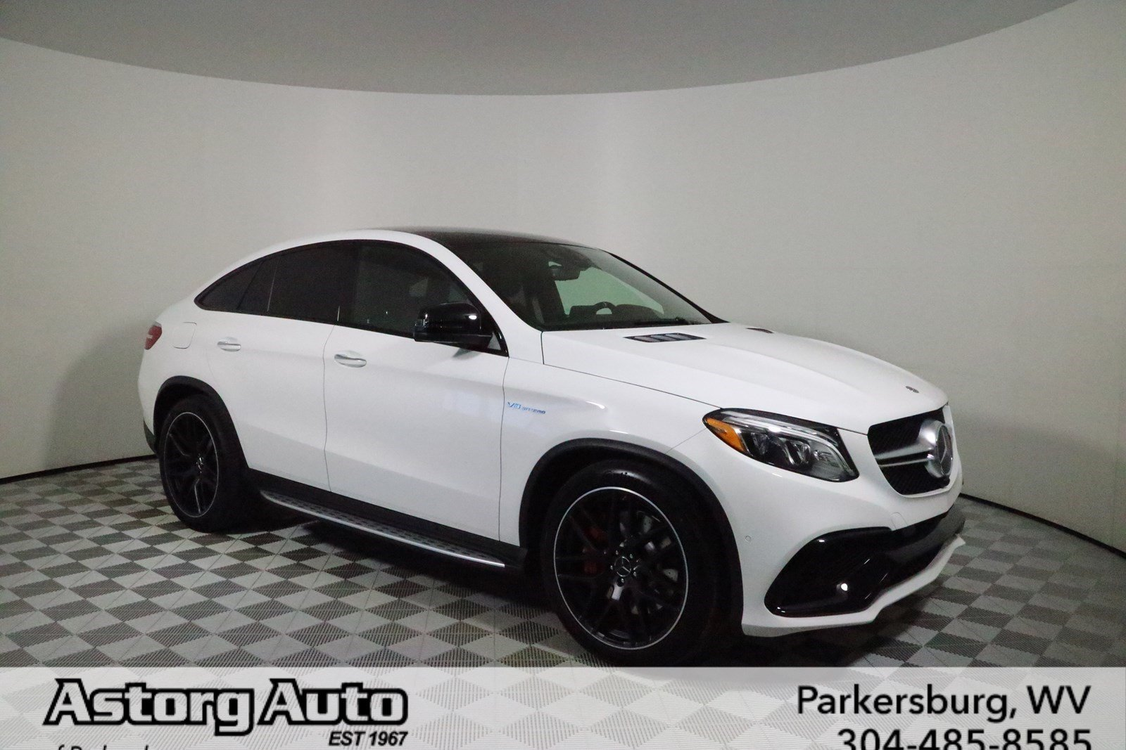 new 2018 mercedes benz gle gle 63 s amg coupe coupe in parkersburg m5653 astorg motor company. Black Bedroom Furniture Sets. Home Design Ideas