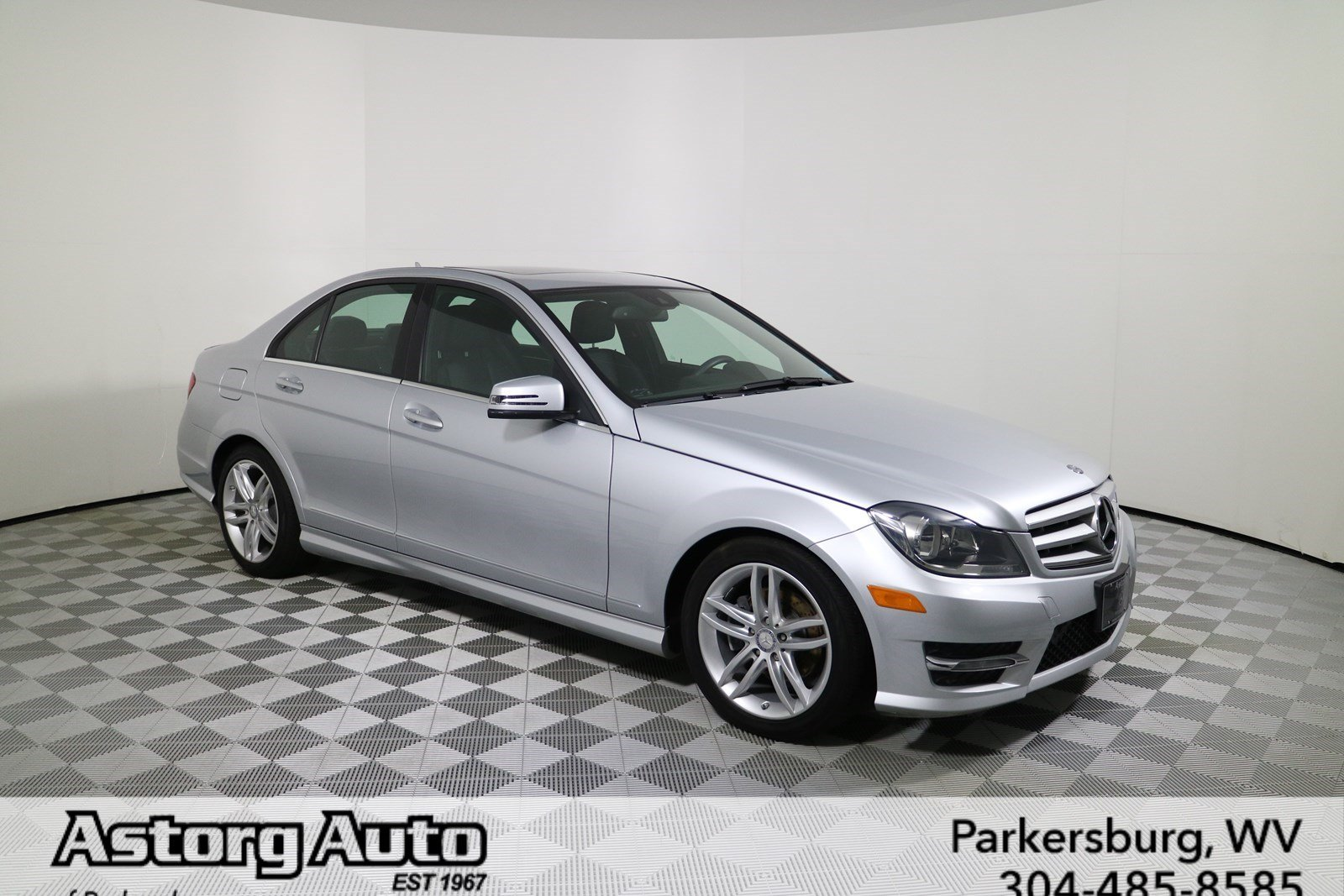 pre owned 2012 mercedes benz c class c 300 sport sedan in parkersburg m5067a astorg motor company. Black Bedroom Furniture Sets. Home Design Ideas